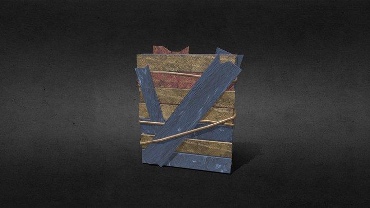 DbD_Pallet 3D Model