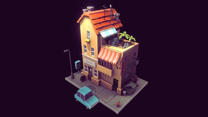 Good Neighborhood 3D Model