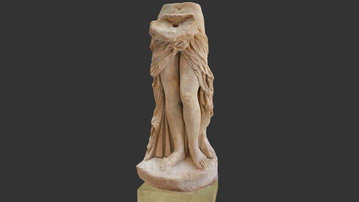 Venus / Aphrodite ou une Nymphe / Grace 3D Model