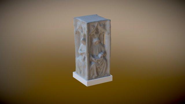 Sección escultura - Cartuja de Miraflores 3D Model