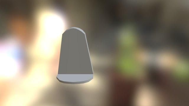 La cafetière de Yves 3D Model