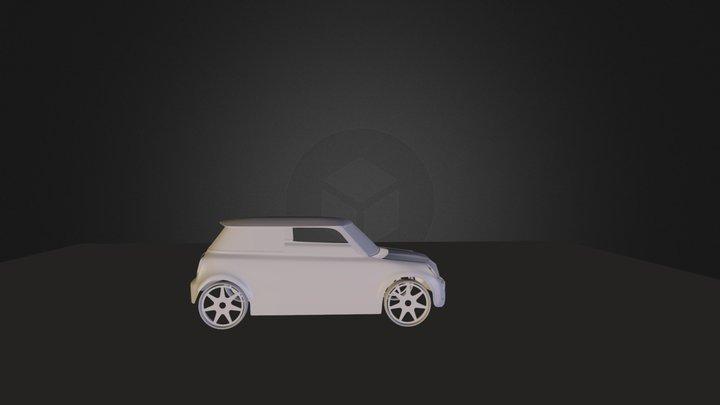 WIP Mini Cooper R53 3D Model