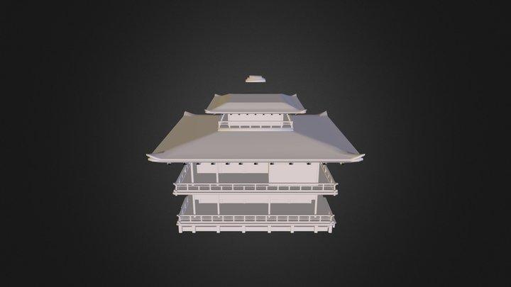 japanese_temple 3D Model