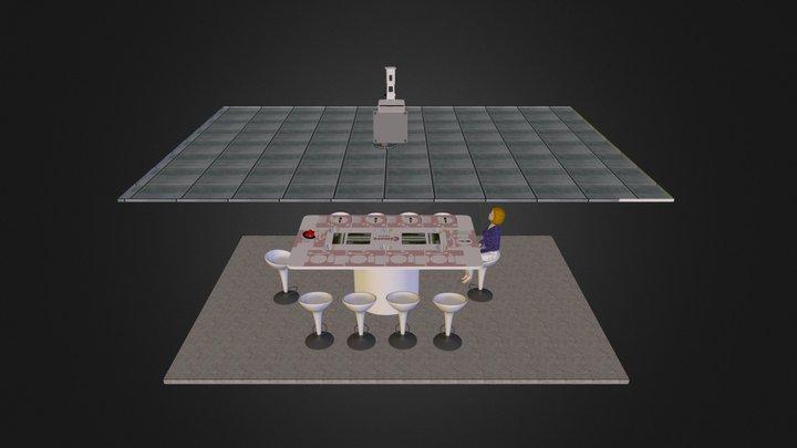 Modelo Presentar Producto 3D Model