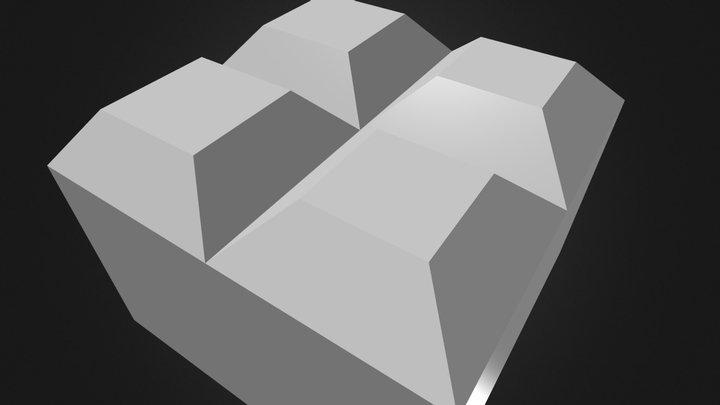block.blend 3D Model