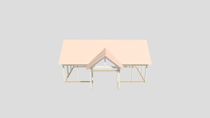1435 Orangeri 3D Model