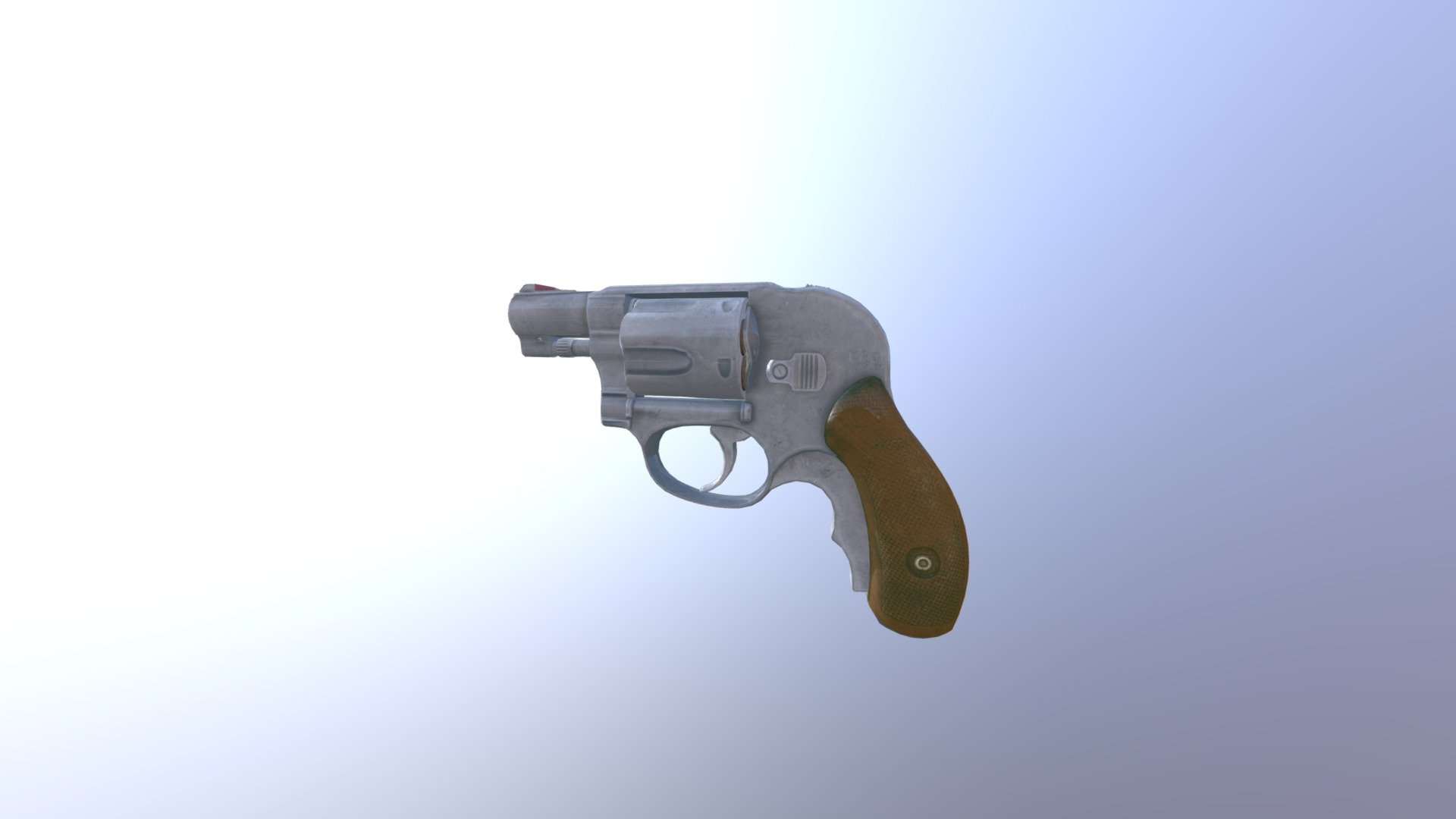 Resident Evil 2 Remake Claire Pistol Download Free 3d Model By