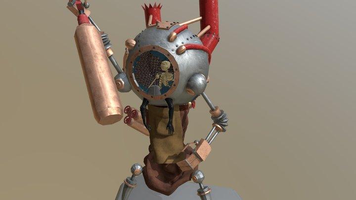 Engineer 3D Model
