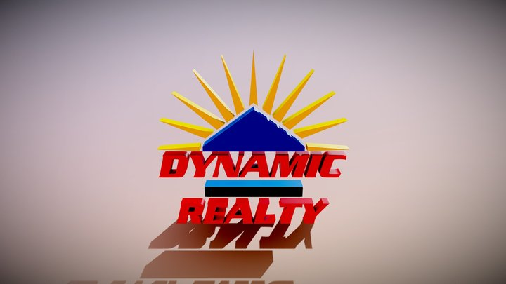 Dynamic Realty Animated 3D Model