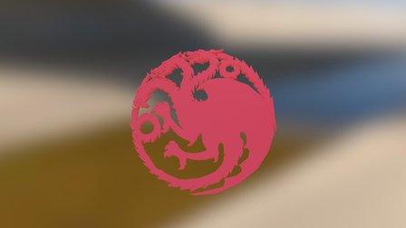 Targaryen 3D Model