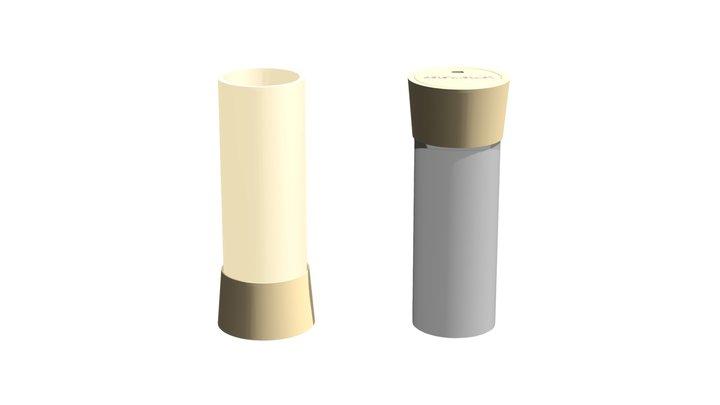 Lantern.step Ivory by .step 3D Model