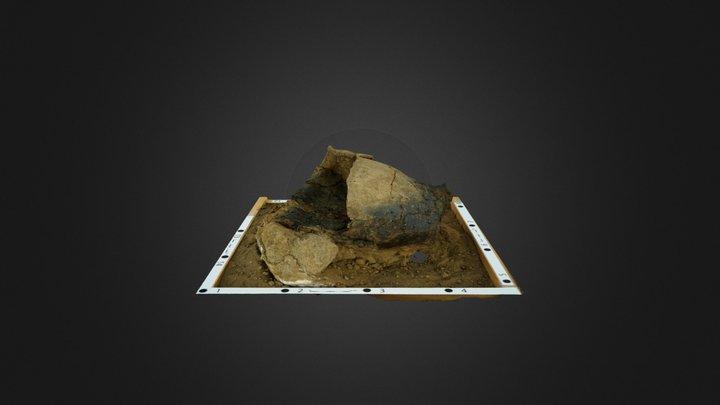 Pot déformé 3D Model