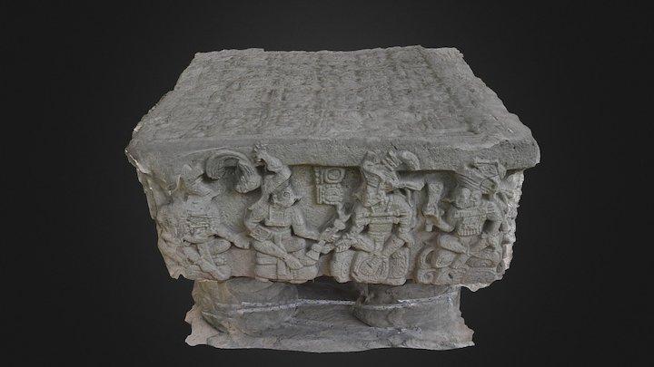 Copan Altar Q