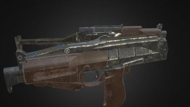 СР2.М Veresk 3D Model