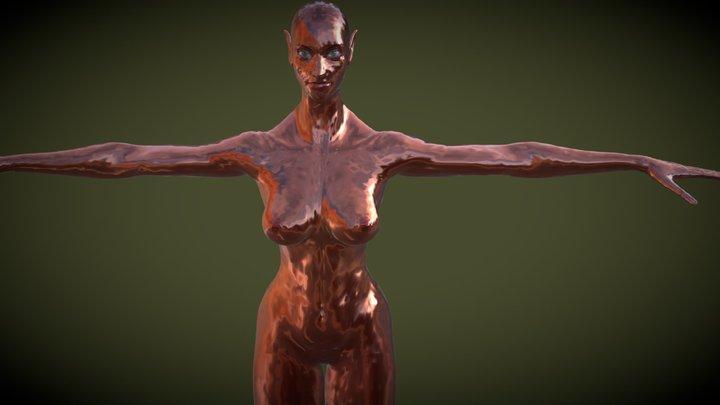 Elfa 3D Model