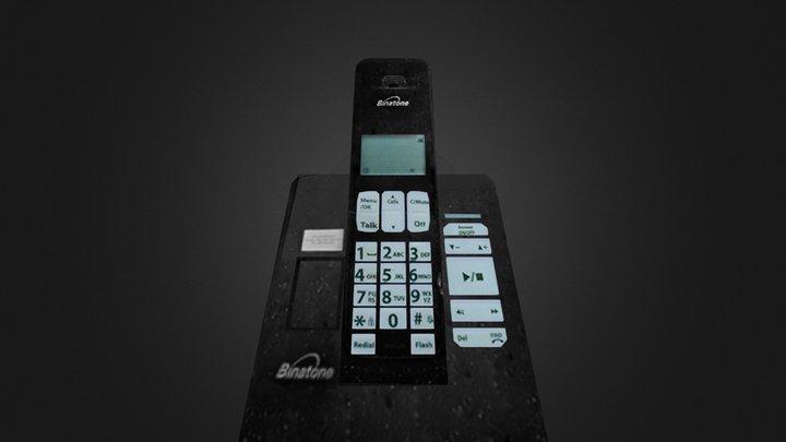 Phone Test 3D Model