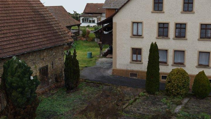 Small Town Draft modus 3D Model