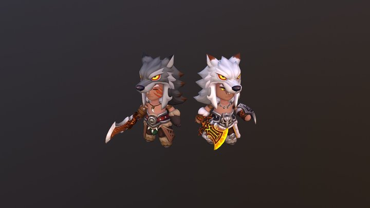 Wolthedin 3D Model