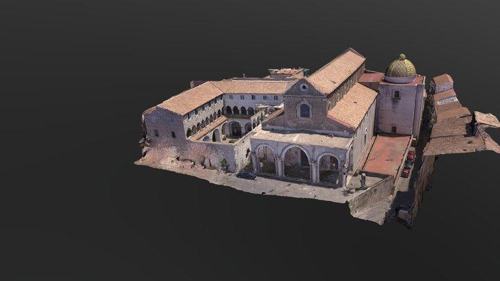 Cattedrale di Sessa Aurunca (CE) 3D Model