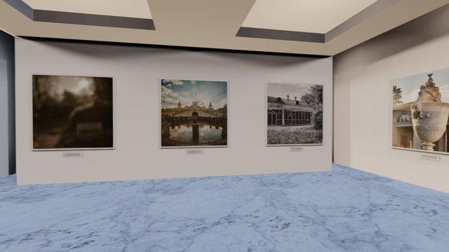 Instamuseum for @Siergiejw 3D Model