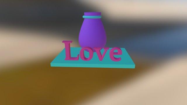 Jarron 3D Model