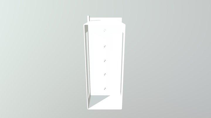 Chemical Storage Tank 3D Model