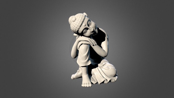 Ornament 3D Scan 3D Model