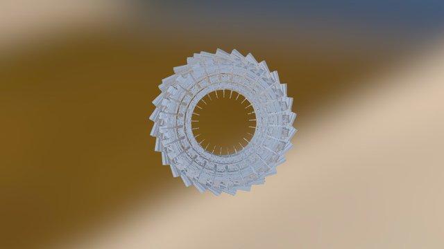 Portal phase n°2 3D Model