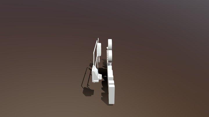 Incaelum-sketch 3D Model