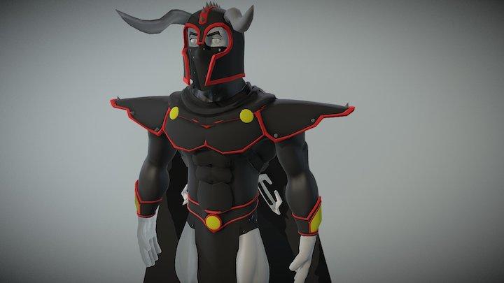 Dread Knight W.I.P 3D Model