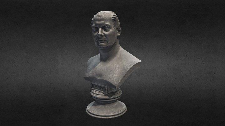 Friedrich Wilhelm IV., King of Prussia 3D Model