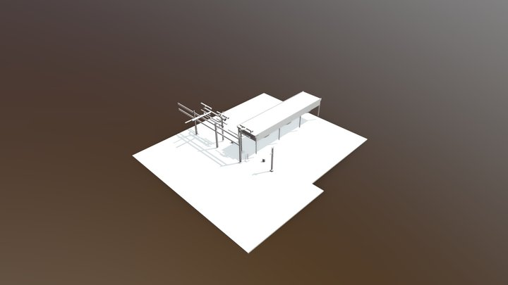 Master Model 3D Model