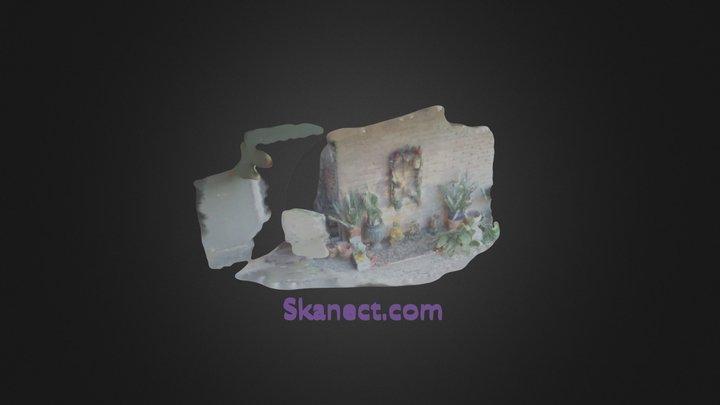 outdoor xmas decorations 3D Model
