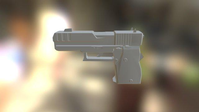 Fusil 3D Model