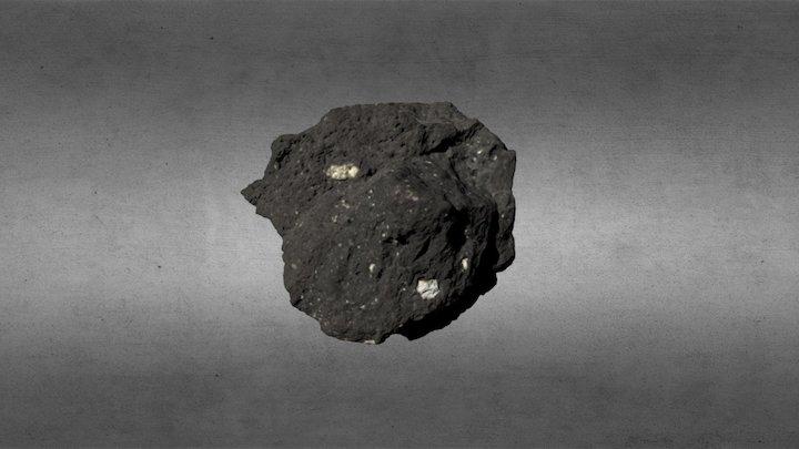 Lava Basalt 3D Model