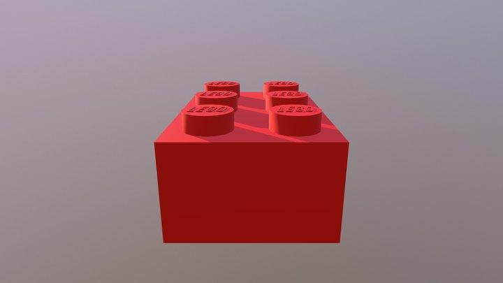 Lego part Model 3D Model