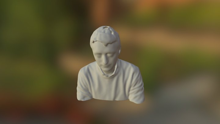 Tommy Repaired 3D Model