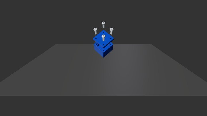 Exploded View 3D Model