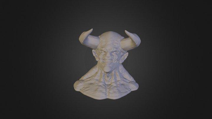 DEVIL_96k 3D Model