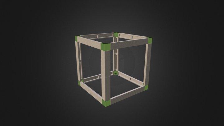 Komponen Risha 3D Model