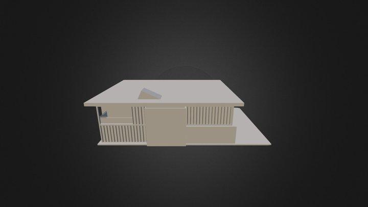 Fablab Estudo Novo 3D Model