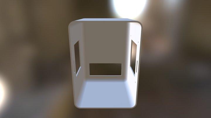 Deksel STC1000 3D Model