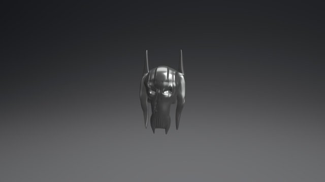 General Grievous(SculptGL RoughSketch) 3D Model
