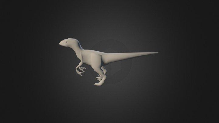 Raptor3 3D Model