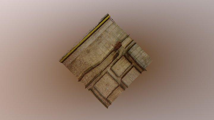 DODET échantillon 3D Model