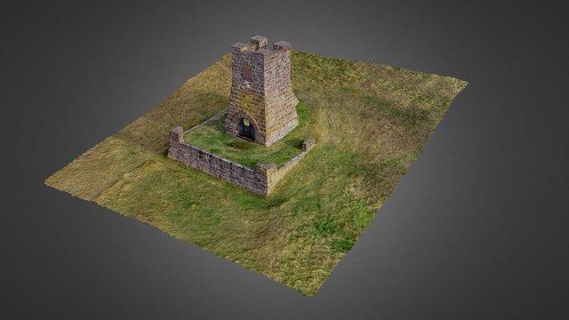 Kriegerschaftsdenkmal 3D Model