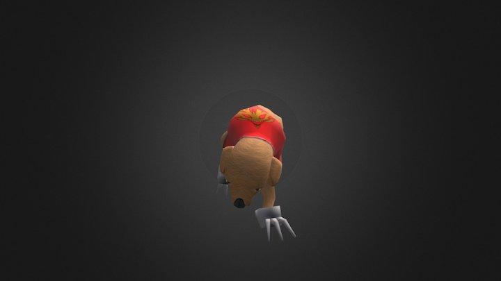 Ld spirit bear 3D Model