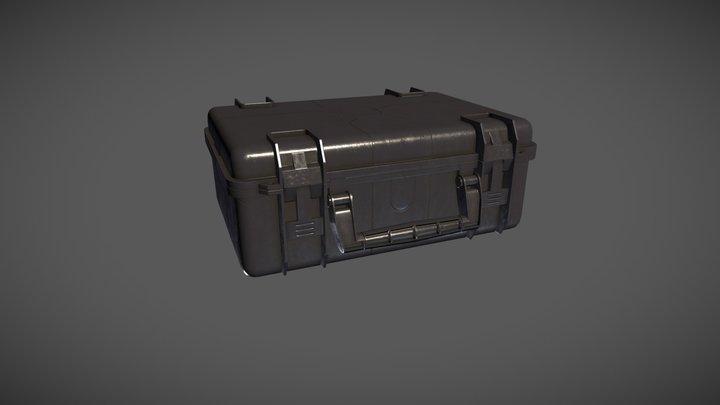 Pistol Case 3D Model
