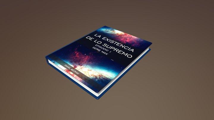 Libro 3D Model