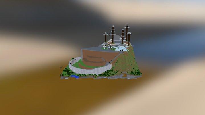 Minas 3D Model